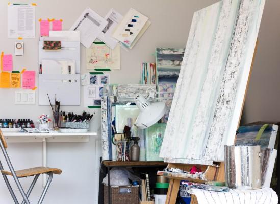 Dana Mooney studio