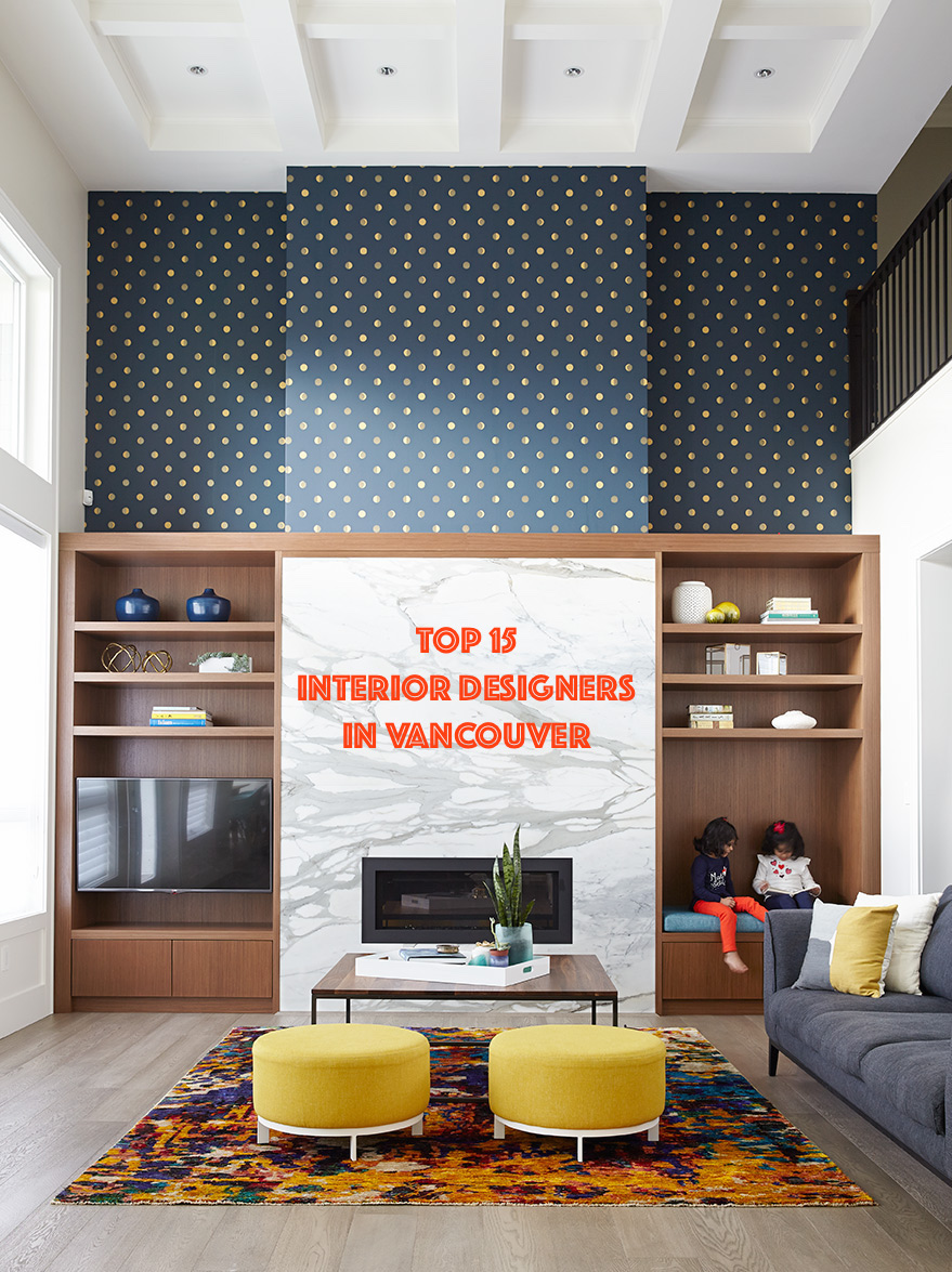 Top 15 interior designers in vancouver m k interiors - Top interior designers california ...